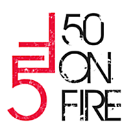 Award - 50 on Fire