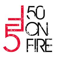 Award - 50 on Fire