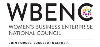 Logo for WBENC: Women's Business Enterprise National Council