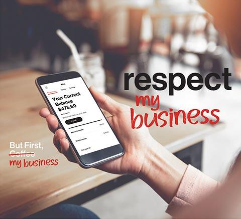 Verizon tv - respect my business