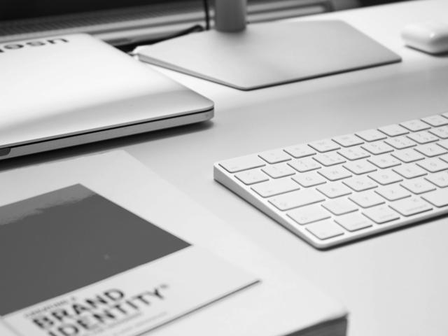 branding, desktop computer